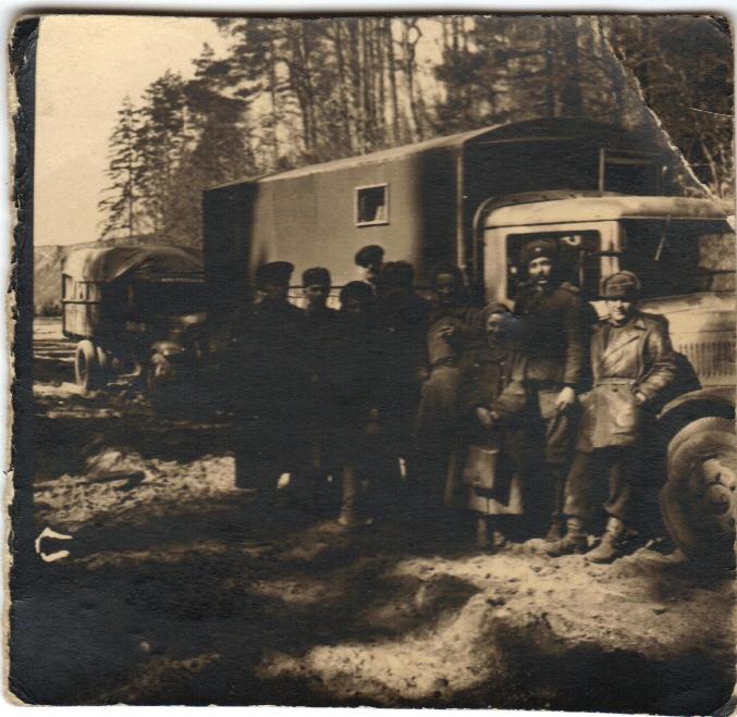 НВ с фронтовой редакцией, 1944