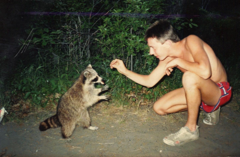 Ivan i racoon